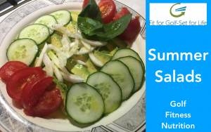 Summer Salad Header