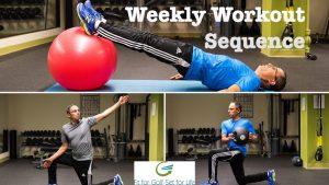 Weekly Workout Sequence